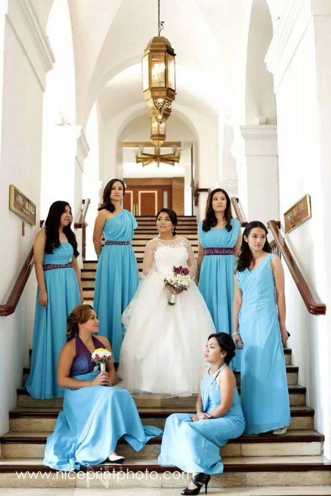 Brides by MaKeUp By NaNiVoN - 004