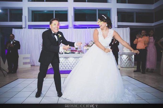 Luxury destination wedding  by Eleganzza Events - 015
