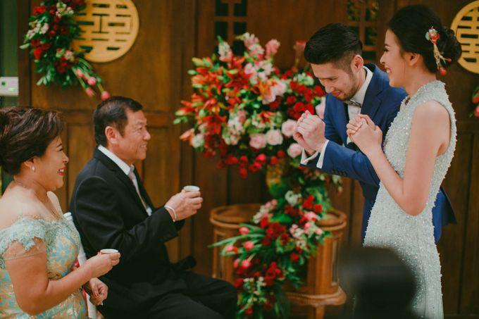 RUSTIC WEDDING DAVID AND JOICE IN SKY AYANA BALI by W organizer - 025