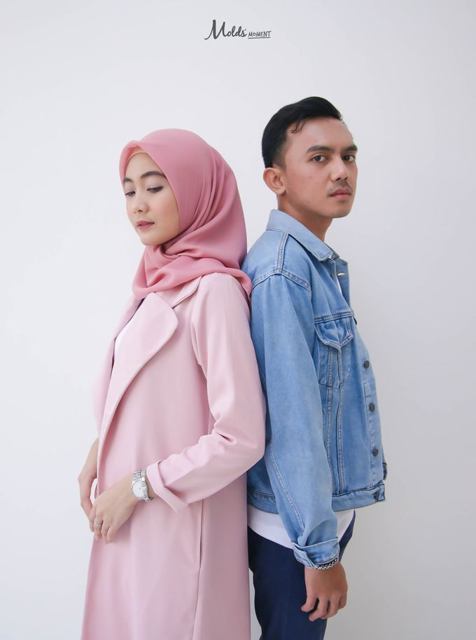 Prewedding Gery & Intan by Molds Moment - 003