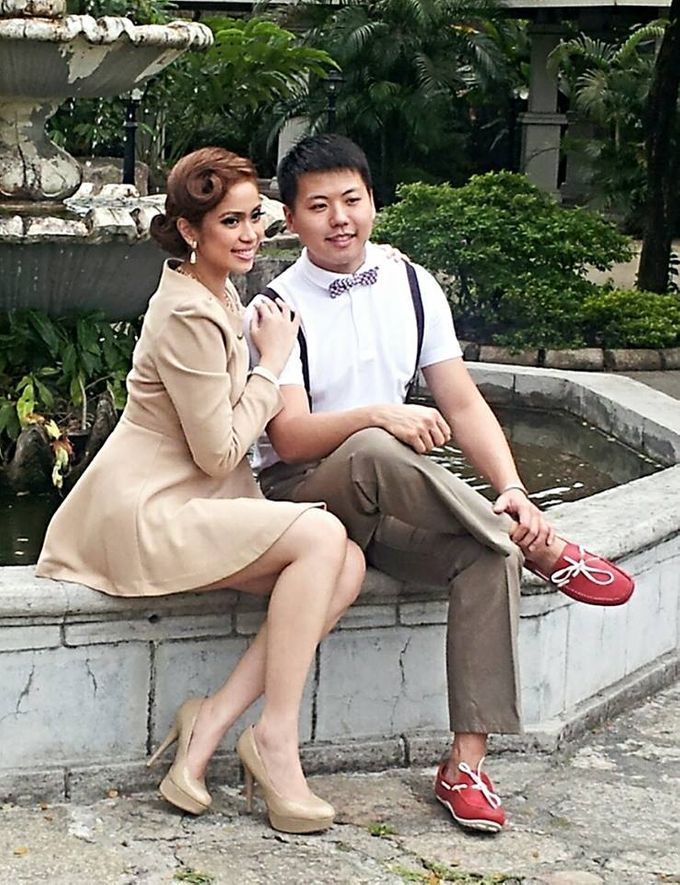 Allan & Jane Engagement shoot by Nadine Rayo Hair and Makeup Artistry - 002