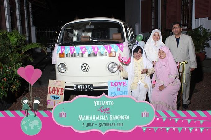 The Weddng of Yulianto & Amy by Twotone Photobooth - 099