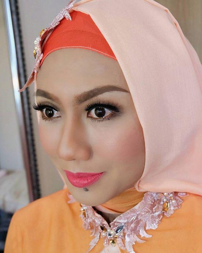 Bridesmaid by Make Up by Lala - 001