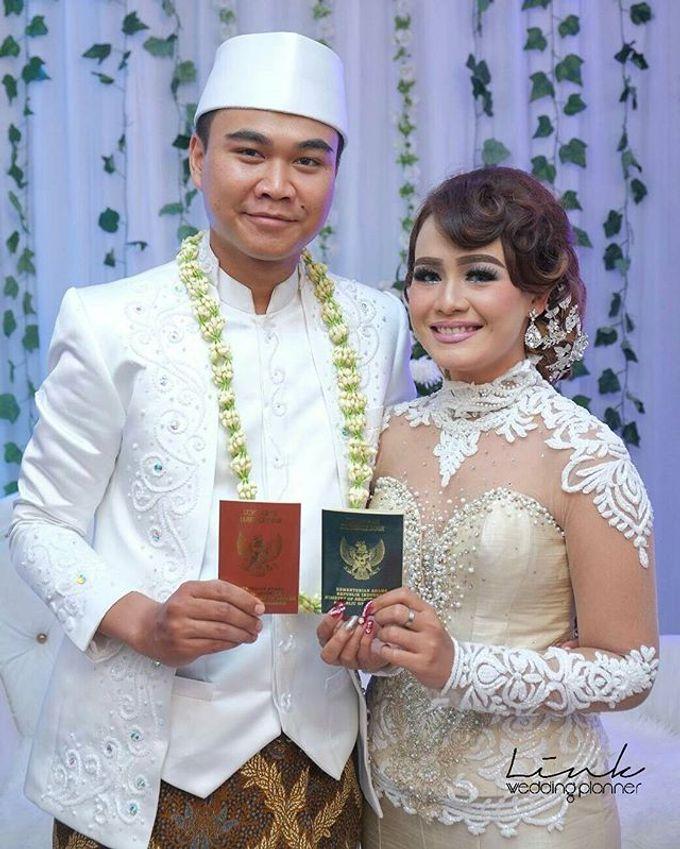 wedding day Dea Jimi by Link Wedding Planner - 013