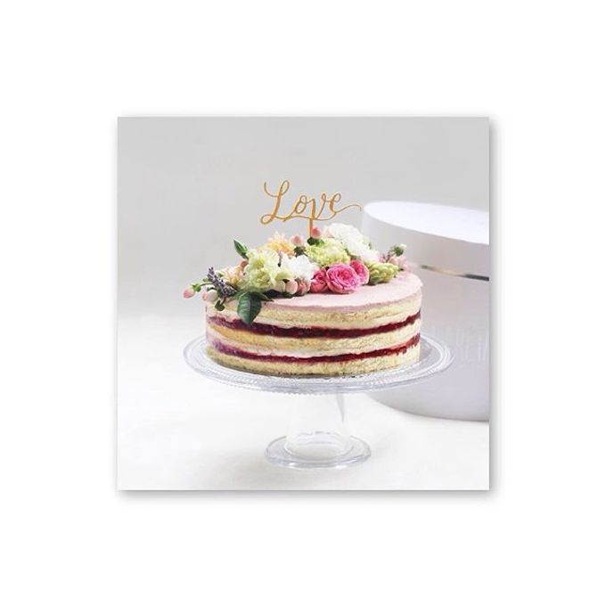 Flowers on Cake by Angie Fior - 011