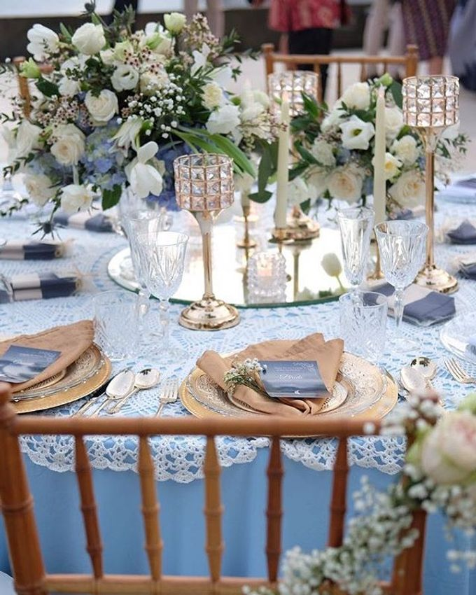 Nagisa Bali Wedding For Kania & Philipp by Nagisa Bali - 002