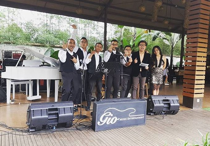 Jane & Wendy engagement party at Green Forest Resort Bandung by Gio Music Entertainment - 002