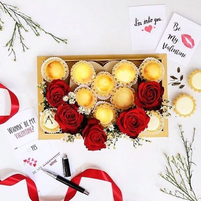 Sweet Corner, Hampers & Souvenir by The Melting Cup - 005