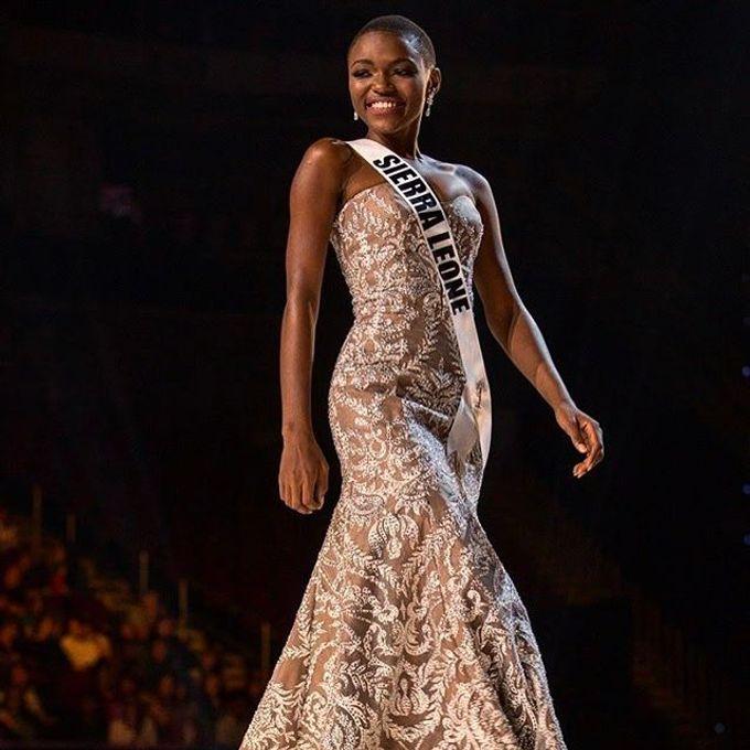 Miss Universe Sierra Leone '16 - Hawa Kamara by LASALA - 002