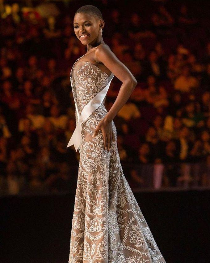 Miss Universe Sierra Leone '16 - Hawa Kamara by LASALA - 007