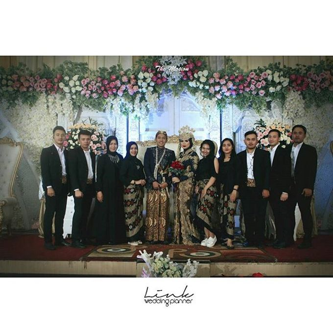 wedding day annisa and fauzan by Link Wedding Planner - 001