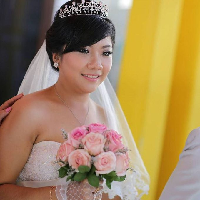 Wedding Makeup By Me by Yasca Natalia MakeupArtist - 001