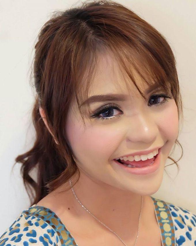Denanda bridesmaid by Make Up by Lala - 002
