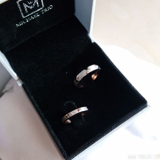 MT Wedding Bands by Michael Trio - 030