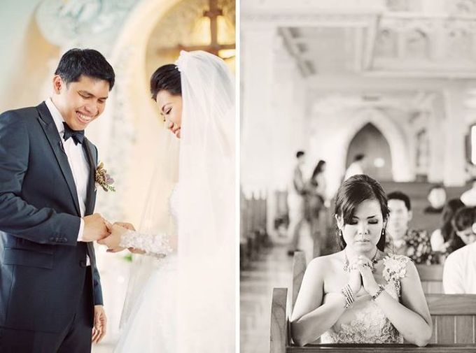 Indah & Robin Cultural Bali Wedding by Flying Bride - 006