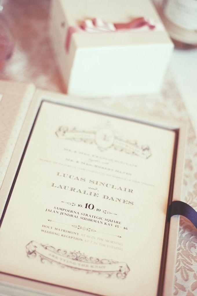 a beautiful dream by Tea Rose Wedding Designer - 006