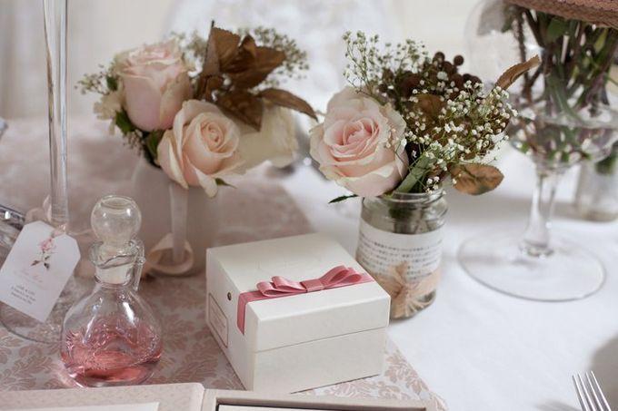 a beautiful dream by Tea Rose Wedding Designer - 015