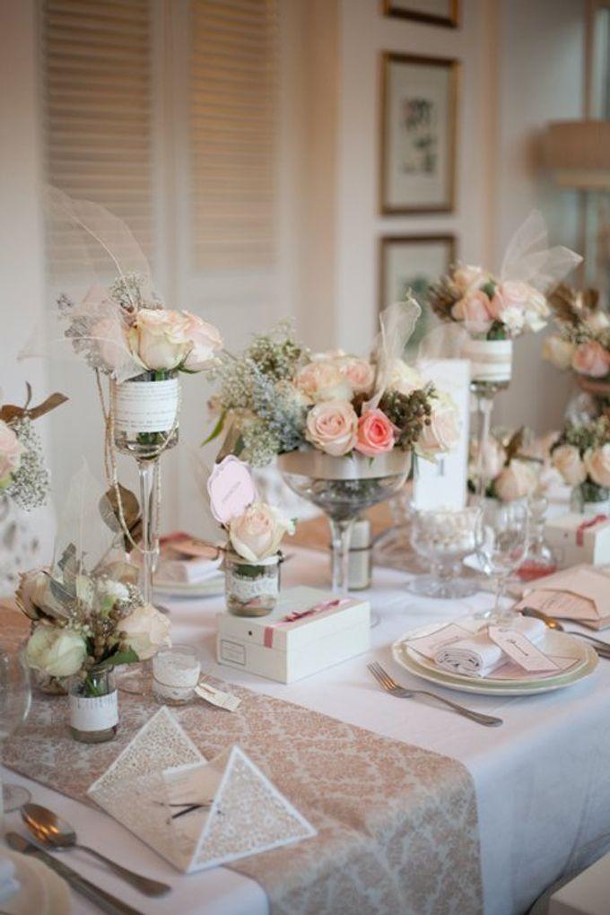 a beautiful dream by Tea Rose Wedding Designer - 016
