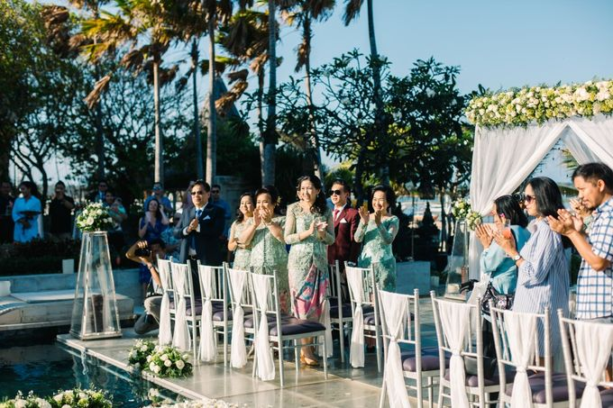 Debby & Mirza by The Sakala Resort Bali - 016