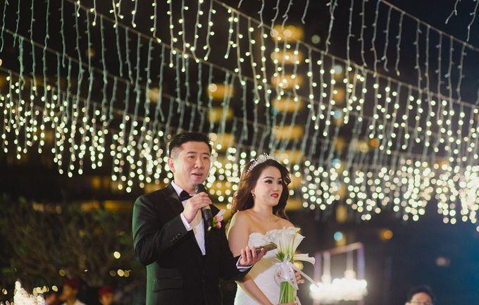 Wedding of Vina & Simon by Hilton Bali Resort - 013