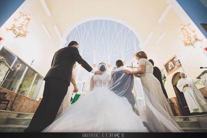 Luxury destination wedding  by Eleganzza Events - 004