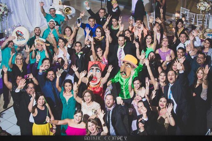 Luxury destination wedding  by Eleganzza Events - 017