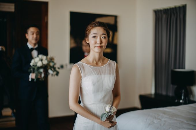 The Wedding of Richie & Soo Young by The edge - 008