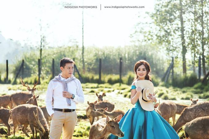 PREWEDDING OF ALBERT & WENNA by Fedya Make Up Artist - 006
