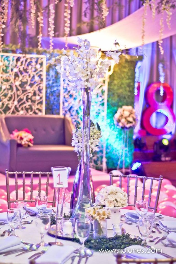 Debut Set up by Hizon's Catering - 022