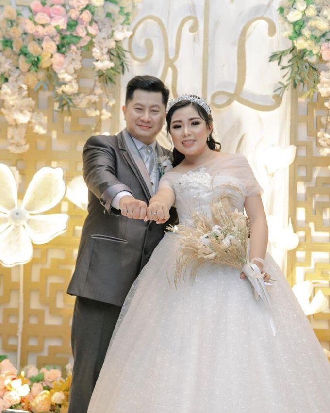 wedding of KUNCORO & LIVIA by RR CAKES - 001