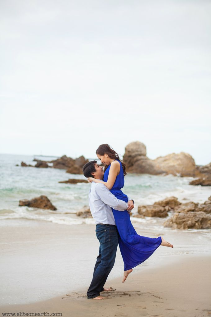 Little Corona Beach Engagement by EliteOnEarth Photography - 003
