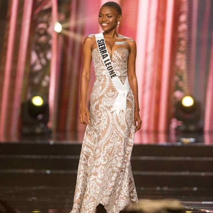 Miss Universe Sierra Leone '16 - Hawa Kamara by LASALA - 006