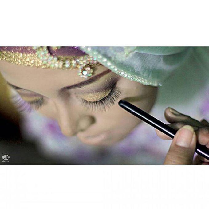 Pengantin Muslim by Puri Matahari Rias Pengantin - 018