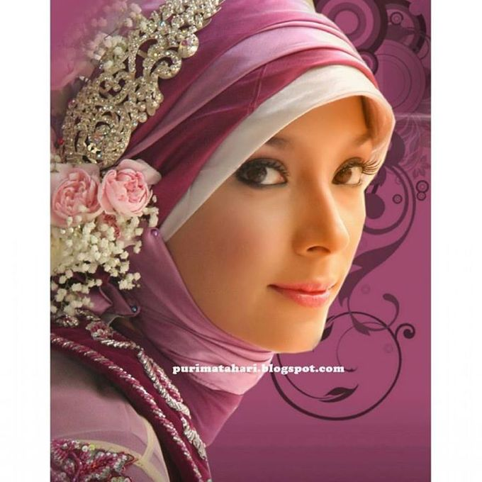 Pengantin Muslim by Puri Matahari Rias Pengantin - 016
