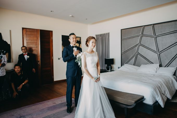 The Wedding of Richie & Soo Young by The edge - 009
