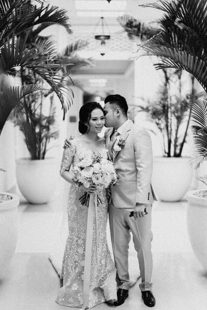 Hendry & Cindy Wedding by Love Bali Weddings - 017