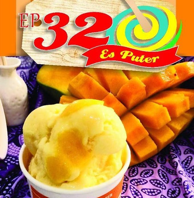 Es Puter cups, waffle bowls, and cones by Es Puter EP 320 - 003