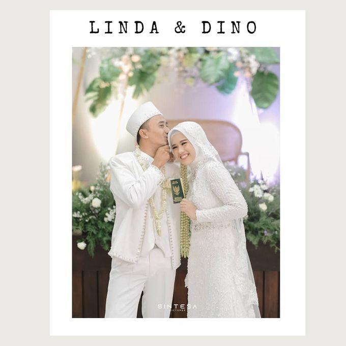 Intimate Wedding Linda & Dino by Gasim Wedding Organizer - 006