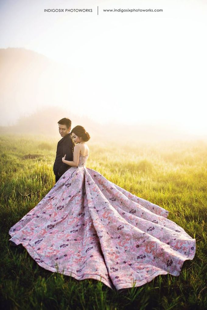 PREWEDDING OF ALBERT & WENNA by Fedya Make Up Artist - 009