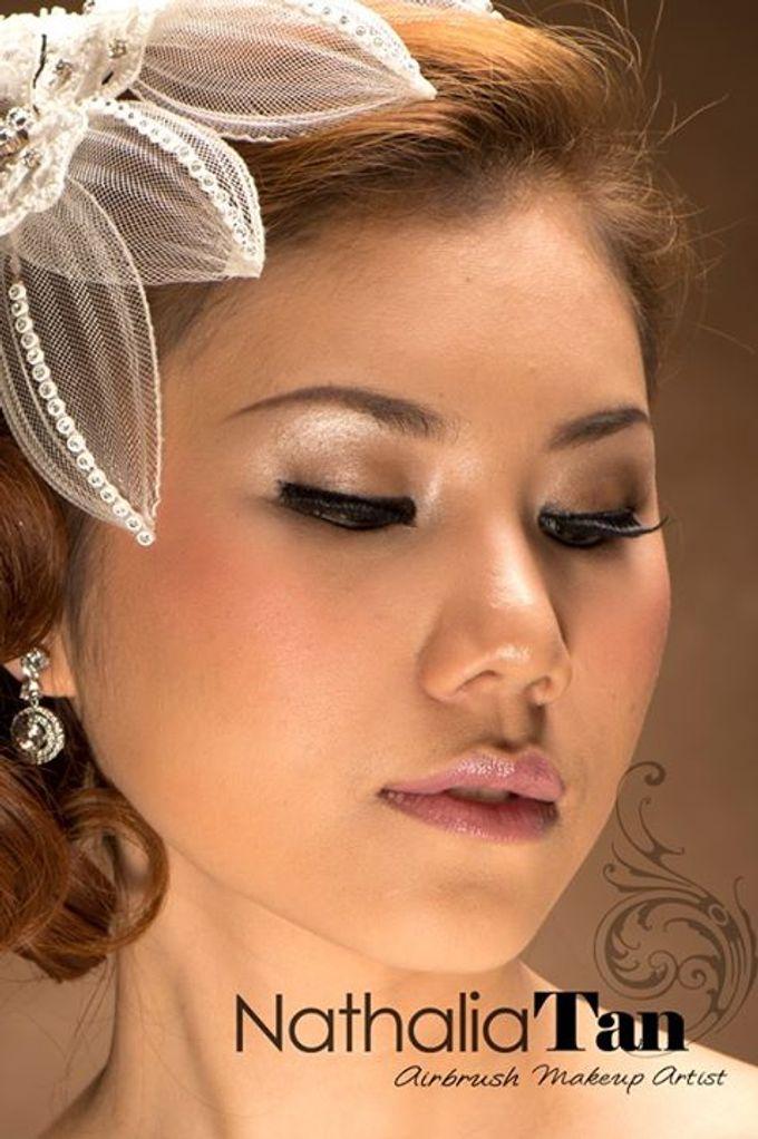 Classic Elegance captured by Nathalia TAN Makeup Artist - 002