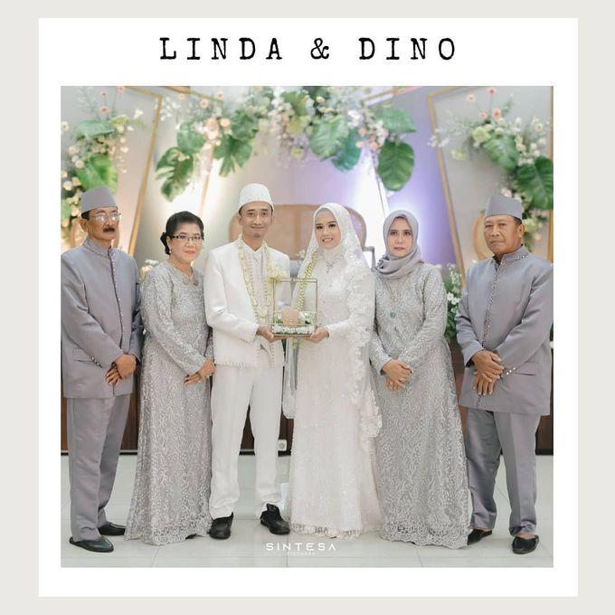 Intimate Wedding Linda & Dino by Gasim Wedding Organizer - 001