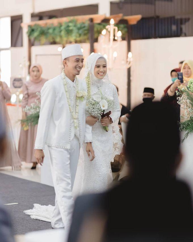 Intimate Wedding Linda & Dino by Gasim Wedding Organizer - 004