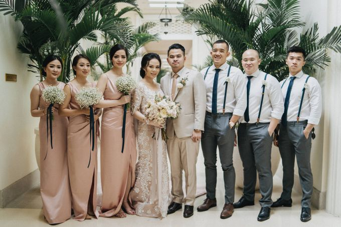Hendry & Cindy Wedding by Love Bali Weddings - 018