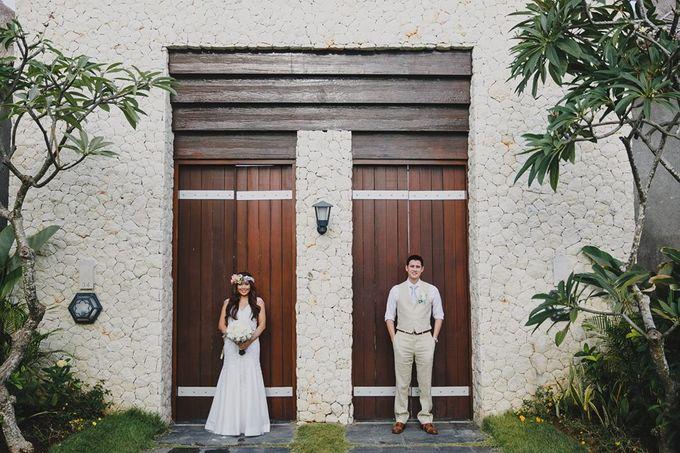 Aaron & Inan Wedding by Bali Dream Wedding - 015