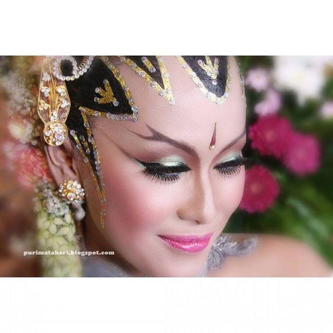 Pengantin Muslim by Puri Matahari Rias Pengantin - 014