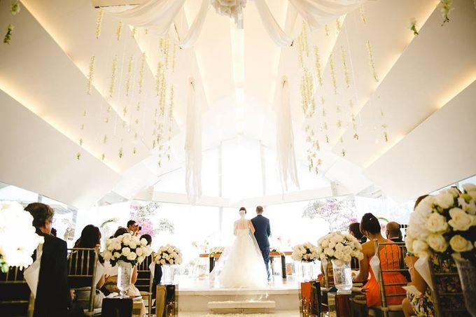 Jacy & Rebecca by Bali Dream Wedding - 014