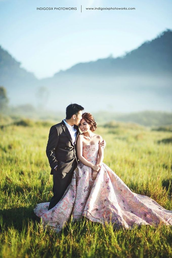PREWEDDING OF ALBERT & WENNA by Fedya Make Up Artist - 011