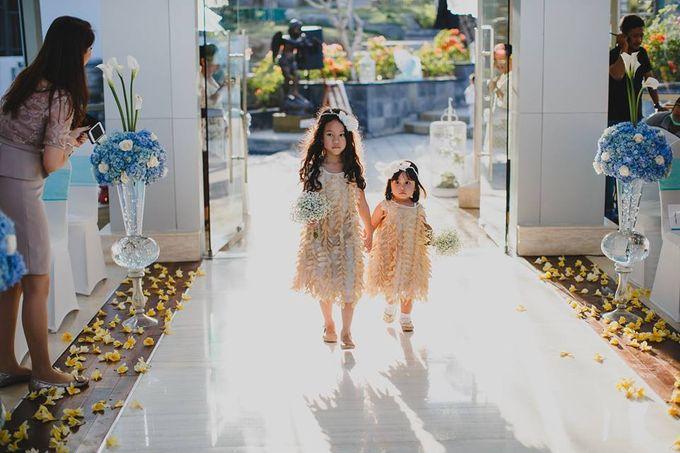 Aaron & Inan Wedding by Bali Dream Wedding - 006