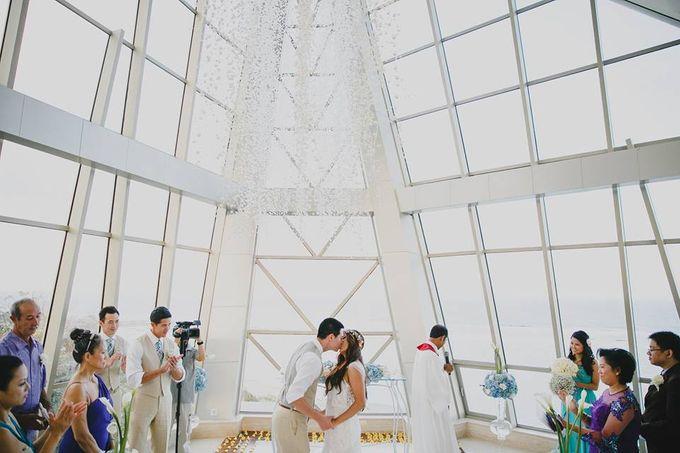 Aaron & Inan Wedding by Bali Dream Wedding - 013