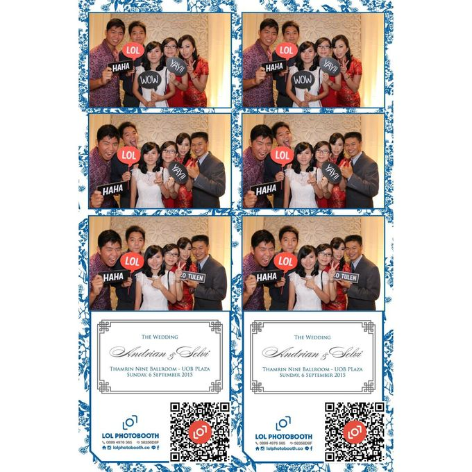 Wedding of A&S by lolphotobooth.co - 012